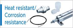 Heat resistant/Corrosion resistance