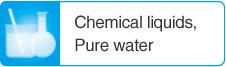 Chemical liquids,Pure water