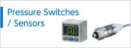 Pressure Switches ⁄ Sensors