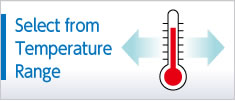 Select from Temperature Range