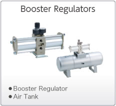 Booster Regulators