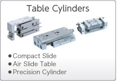 Table Cylinders