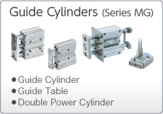 Guide Cylinders (MG Series)