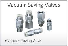 Vacuum Saving Valves