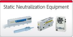 Static Electricity Elimination