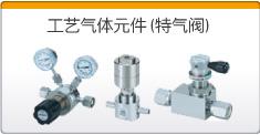 工艺气体元件(特气阀)