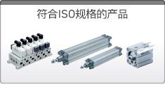 符合ISO规格的产品