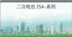 二次电池 25A-系列